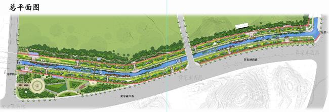龙潭滨水公园景观方案设计-城市广场与滨水景观-易人