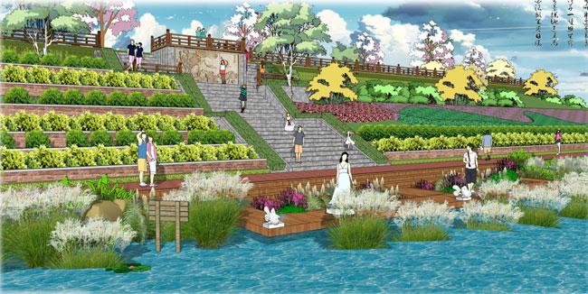 龙潭滨水公园景观方案设计